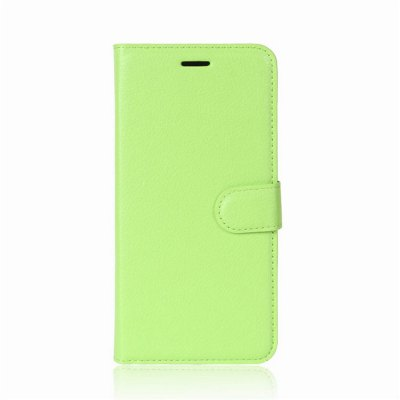 Solid Color Litchi Pattern Wallet Style Front Buckle Flip PU Leather Case with Card Slots for Meizu Pro 7Cases &amp; Leather<br>Solid Color Litchi Pattern Wallet Style Front Buckle Flip PU Leather Case with Card Slots for Meizu Pro 7<br><br>Package Contents: 1 x Litchi Pattern Faux Leather Case<br>Package size (L x W x H): 15.00 x 18.00 x 5.00 cm / 5.91 x 7.09 x 1.97 inches<br>Package weight: 0.1100 kg<br>Product weight: 0.0300 kg