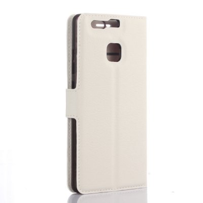 Solid Color Litchi Pattern Wallet Style Front Buckle Flip PU Leather Case with Card Slots for Huawei P9Cases &amp; Leather<br>Solid Color Litchi Pattern Wallet Style Front Buckle Flip PU Leather Case with Card Slots for Huawei P9<br><br>Package Contents: 1 x Litchi Pattern Faux Leather Case<br>Package size (L x W x H): 15.00 x 18.00 x 5.00 cm / 5.91 x 7.09 x 1.97 inches<br>Package weight: 0.1100 kg<br>Product weight: 0.0300 kg
