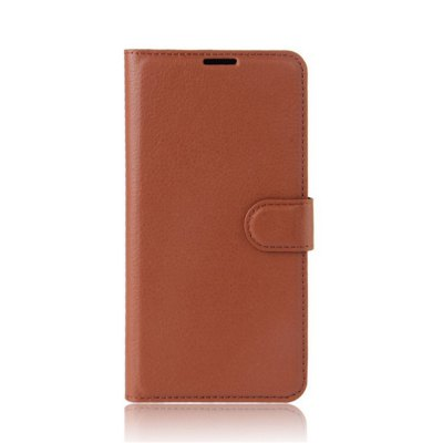 Solid Color Litchi Pattern Wallet Style Front Buckle Flip PU Leather Case with Card Slots for Xiaomi Redmi Note 4XCases &amp; Leather<br>Solid Color Litchi Pattern Wallet Style Front Buckle Flip PU Leather Case with Card Slots for Xiaomi Redmi Note 4X<br><br>Package Contents: 1 x Litchi Pattern Faux Leather Case<br>Package size (L x W x H): 15.00 x 18.00 x 5.00 cm / 5.91 x 7.09 x 1.97 inches<br>Package weight: 0.1100 kg<br>Product weight: 0.0300 kg