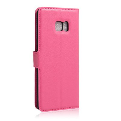 Solid Color Litchi Pattern Wallet Style Front Buckle Flip PU Leather Case with Card Slots for Samsung Galaxy Note FESamsung Note Series<br>Solid Color Litchi Pattern Wallet Style Front Buckle Flip PU Leather Case with Card Slots for Samsung Galaxy Note FE<br><br>Features: With Credit Card Holder<br>Material: PU Leather<br>Package Contents: 1 x Litchi Pattern Faux Leather Case<br>Package size (L x W x H): 15.00 x 18.00 x 5.00 cm / 5.91 x 7.09 x 1.97 inches<br>Package weight: 0.1100 kg<br>Product weight: 0.0300 kg<br>Style: Solid Color