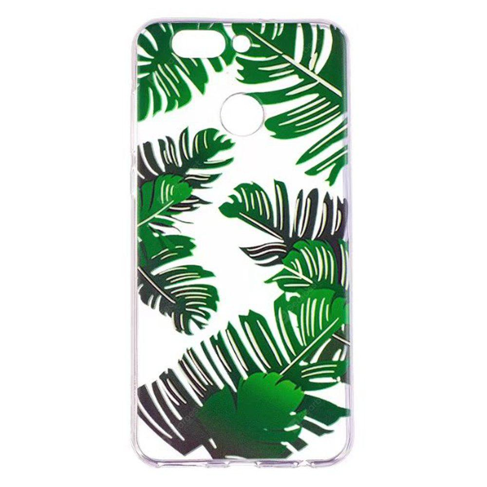 #09 Color Pattern Ultra-Thin Light Weight Soft TPU Back Case for Huawei Nova 2 Plus
