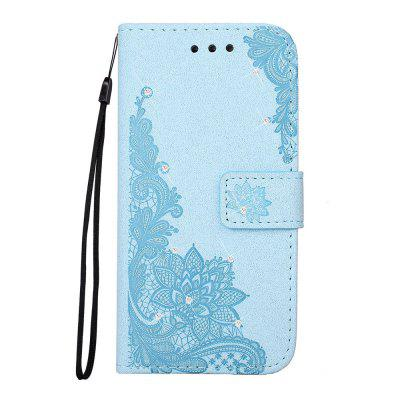 Bling-bling Drill Textured Flower Pattern Front Buckle Flip PU Leather Case for Samsung Galaxy S6Samsung S Series<br>Bling-bling Drill Textured Flower Pattern Front Buckle Flip PU Leather Case for Samsung Galaxy S6<br><br>Features: Jewel Covered Cases<br>Material: PU Leather<br>Package Contents: 1 x Bling-bling Drill Flip Wallet Case<br>Package size (L x W x H): 10.00 x 10.00 x 5.00 cm / 3.94 x 3.94 x 1.97 inches<br>Package weight: 0.0500 kg<br>Product weight: 0.0300 kg<br>Style: Diamond Look