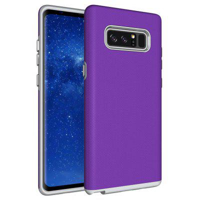 Non-slip Surface Shockproof Back PC Case for Samsung Galaxy Note 8