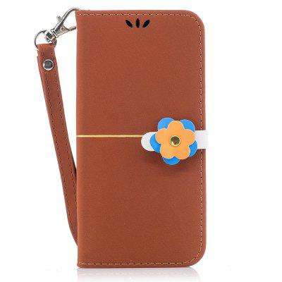 Elegant Style Flower Buckle Flip PU Leather Case for Samsung Galaxy A3 2016 VersionSamsung A Series<br>Elegant Style Flower Buckle Flip PU Leather Case for Samsung Galaxy A3 2016 Version<br><br>Features: With Credit Card Holder<br>Material: PU Leather<br>Package Contents: 1 x Flip PU Leather Wallet Case<br>Package size (L x W x H): 10.00 x 10.00 x 5.00 cm / 3.94 x 3.94 x 1.97 inches<br>Package weight: 0.0500 kg<br>Product weight: 0.0300 kg<br>Style: Cute, Floral