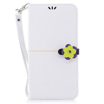 Elegant Style Flower Buckle Flip PU Leather Case for Samsung Galaxy J3 2017 America EditionSamsung J Series<br>Elegant Style Flower Buckle Flip PU Leather Case for Samsung Galaxy J3 2017 America Edition<br><br>Features: With Credit Card Holder<br>Material: PU Leather<br>Package Contents: 1 x Flip PU Leather Wallet Case<br>Package size (L x W x H): 10.00 x 10.00 x 5.00 cm / 3.94 x 3.94 x 1.97 inches<br>Package weight: 0.0500 kg<br>Product weight: 0.0300 kg<br>Style: Cute, Floral