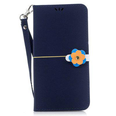 Elegant Style Flower Buckle Flip PU Leather Case for Samsung Galaxy J5 PrimeSamsung J Series<br>Elegant Style Flower Buckle Flip PU Leather Case for Samsung Galaxy J5 Prime<br><br>Features: With Credit Card Holder<br>Material: PU Leather<br>Package Contents: 1 x Flip PU Leather Wallet Case<br>Package size (L x W x H): 10.00 x 10.00 x 5.00 cm / 3.94 x 3.94 x 1.97 inches<br>Package weight: 0.0500 kg<br>Product weight: 0.0300 kg<br>Style: Cute, Floral