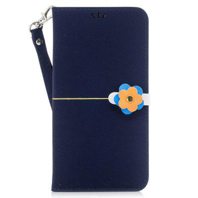 Elegant Style Flower Buckle Flip PU Leather Case for Samsung Galaxy J5 2016Samsung J Series<br>Elegant Style Flower Buckle Flip PU Leather Case for Samsung Galaxy J5 2016<br><br>Features: With Credit Card Holder<br>Material: PU Leather<br>Package Contents: 1 x Flip PU Leather Wallet Case<br>Package size (L x W x H): 10.00 x 10.00 x 5.00 cm / 3.94 x 3.94 x 1.97 inches<br>Package weight: 0.0500 kg<br>Product weight: 0.0300 kg<br>Style: Cute, Floral