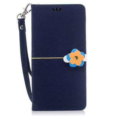 Elegant Style Flower Buckle Flip PU Leather Case for Samsung Galaxy J5 2017 America EditionSamsung J Series<br>Elegant Style Flower Buckle Flip PU Leather Case for Samsung Galaxy J5 2017 America Edition<br><br>Features: With Credit Card Holder<br>Material: PU Leather<br>Package Contents: 1 x Flip PU Leather Wallet Case<br>Package size (L x W x H): 10.00 x 10.00 x 5.00 cm / 3.94 x 3.94 x 1.97 inches<br>Package weight: 0.0500 kg<br>Product weight: 0.0300 kg<br>Style: Cute, Floral