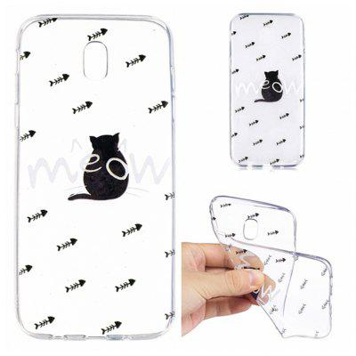 Color Pattern Ultra-Thin Light Weight Soft TPU Back Case for Samsung Galaxy J5 2017 Europe Edition