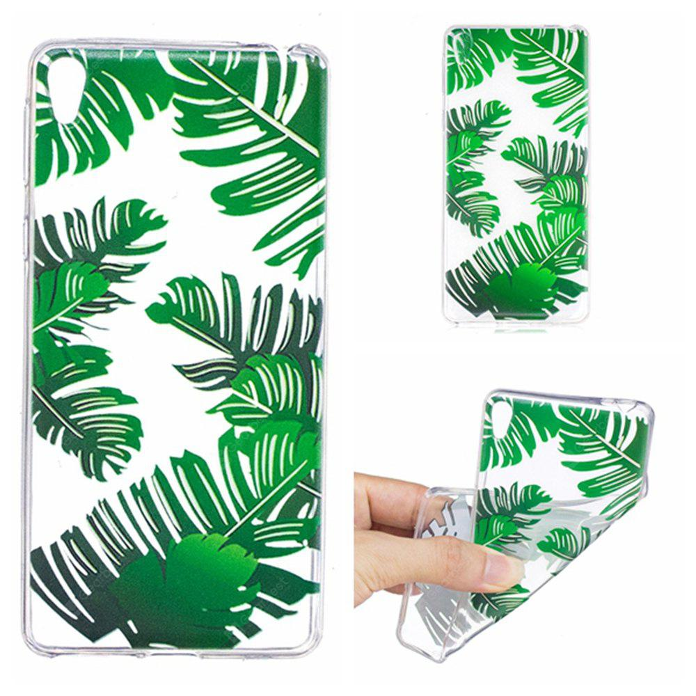 Color Pattern Ultra-Thin Light Weight Soft TPU Back Case for Sony Xperia E5