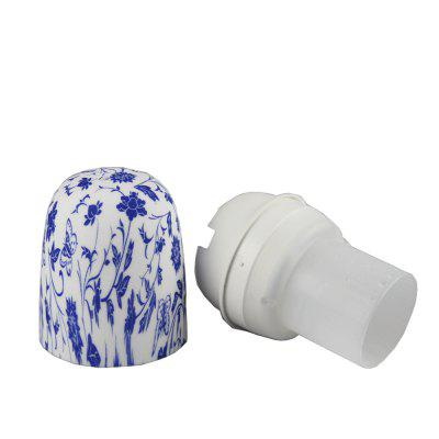 Home Appliance Smart Voice Control Blue and White Porcelain Aroma DiffuserAir Purifier<br>Home Appliance Smart Voice Control Blue and White Porcelain Aroma Diffuser<br><br>Application Area (sq.m.): 10-20<br>Connector Type: UK plug, CN Plug, AU plug, EU plug, US plug<br>Cord Length: 1.5m<br>Current (mA): 1000<br>Frequency: 2.4MHz<br>Input Voltage: 12V<br>Material: ABS, PP<br>Noise (dB): &lt;35<br>Package Contents: 1 x Aroma Diffuser, 1 x Adaptar, 1 x Manual<br>Package size (L x W x H): 14.00 x 14.00 x 15.30 cm / 5.51 x 5.51 x 6.02 inches<br>Package weight: 0.3820 kg<br>Power (W): 12<br>Product size (L x W x H): 9.00 x 9.00 x 14.00 cm / 3.54 x 3.54 x 5.51 inches<br>Product weight: 0.1990 kg<br>Voltage (V): 12<br>Water Tank Capacity (ml): 100