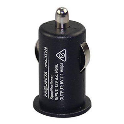 High Speed 5V2.1A Cell Phone USB Charger for Car