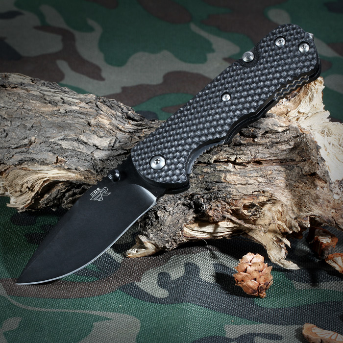 7045 LUI - PH - T4 Black With Lock Folding Knives Sale, Price & Reviews | Gearbest