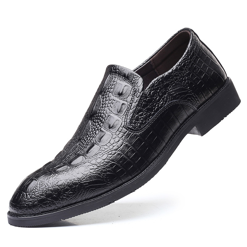 2020 Business Casual Shoes Korean Young