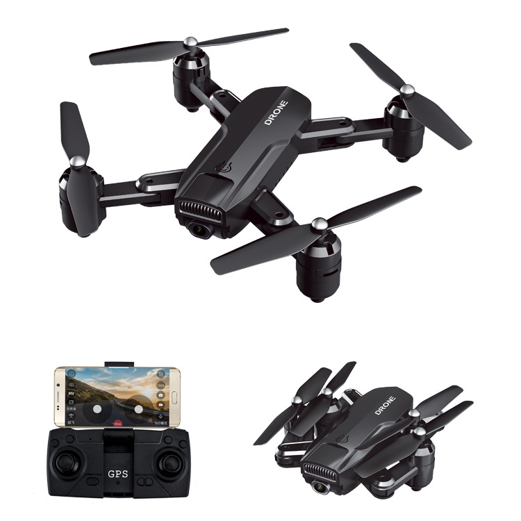 High definition Camera WiFi GPS RC Drone Accurate Positioning Portable Quadcopter