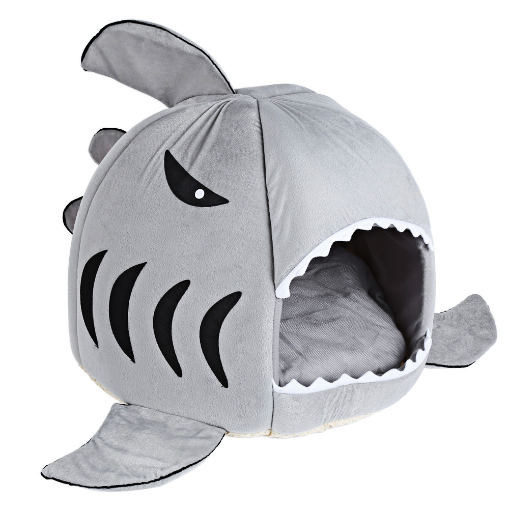Novelty Soft Shark Mouth Shape Doghouse Sale, Price & Reviews   Gearbest