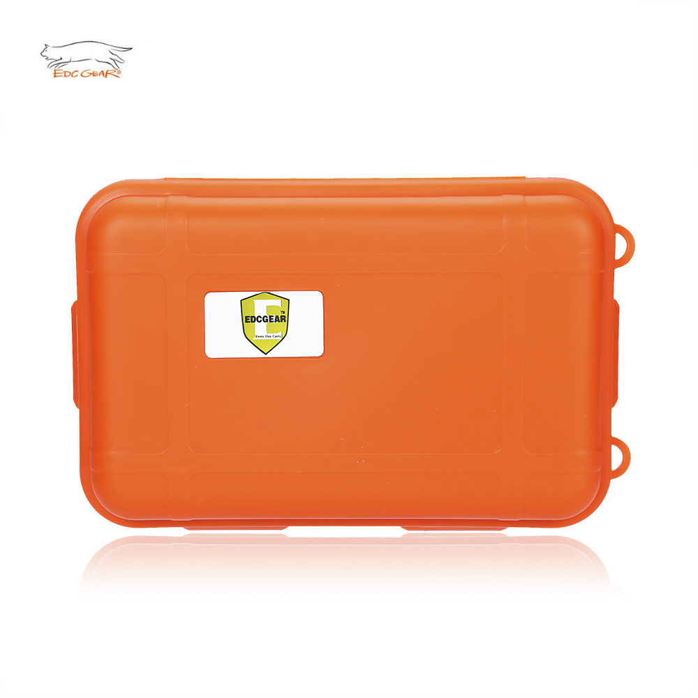 Outdoor Plastic Airtight Survival Case Container Camping Outdoor Travel Storage