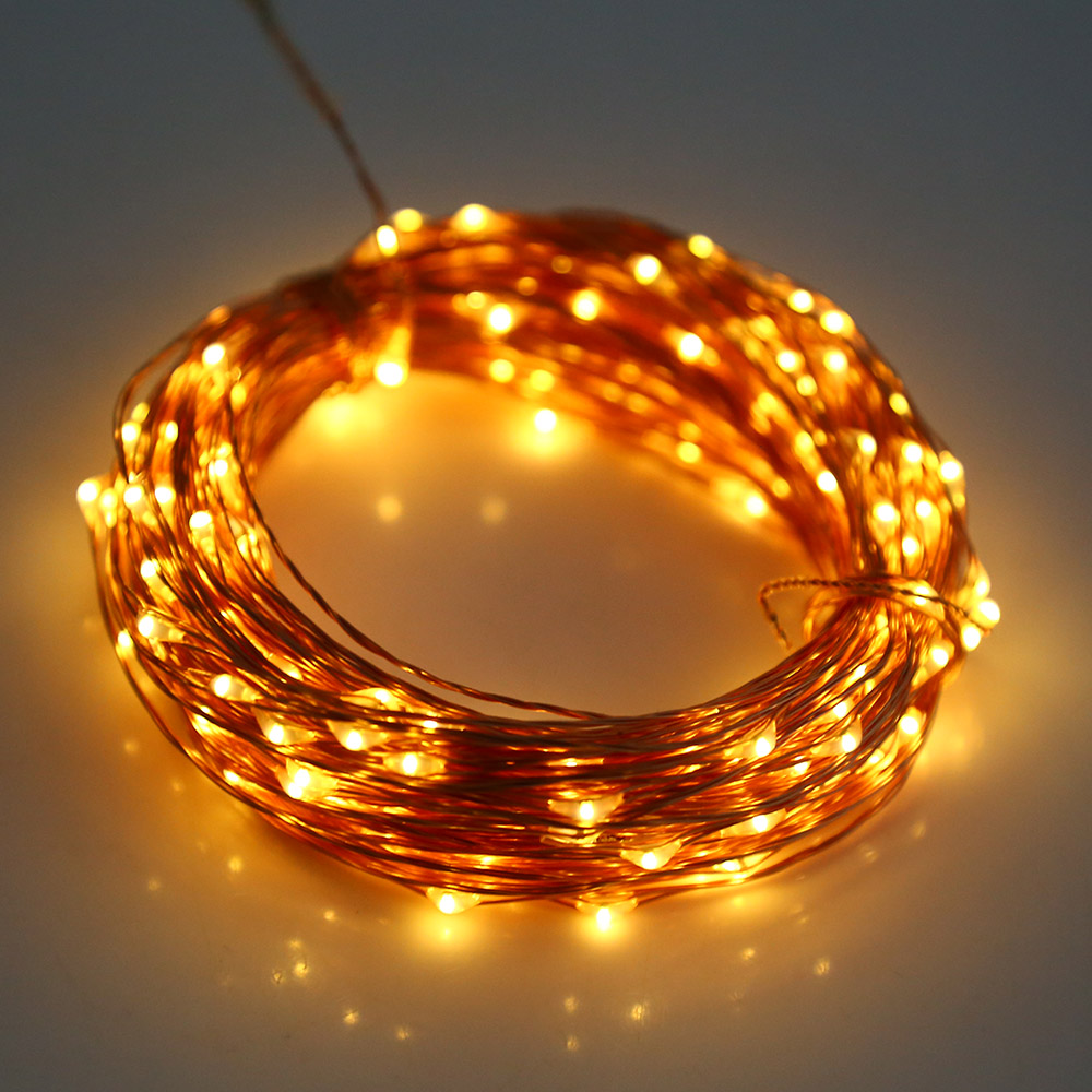 3M 30 LEDs Copper Wire Fairy String Light AA Battery Sale, Price & Reviews | Gearbest