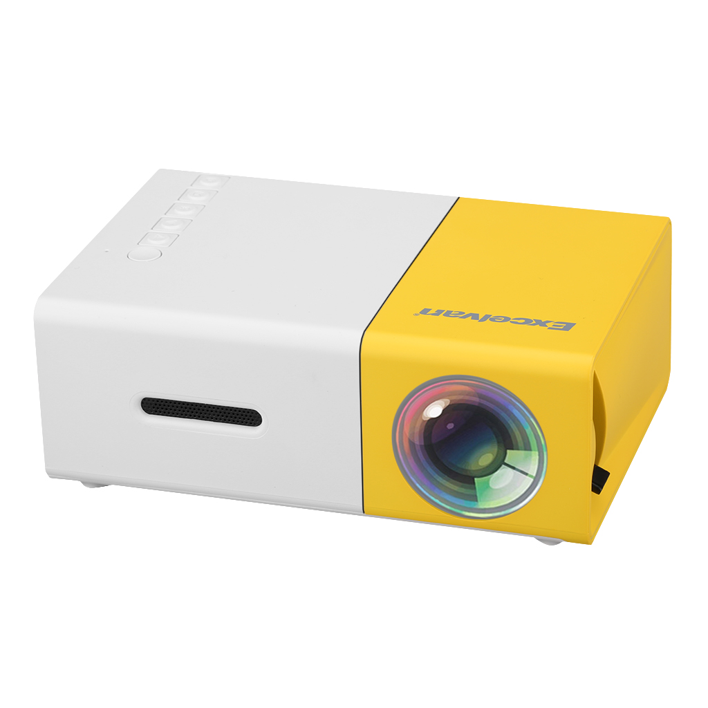 Excelvan YG300 Mini Home Theater Projector for Kids