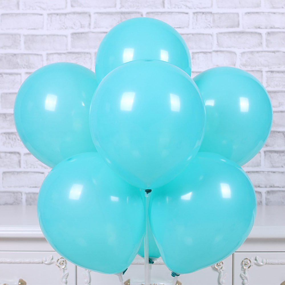 5pcs Candy Color Latex Balloon 10 inch Wedding Birthday Bachelorette Party Decor