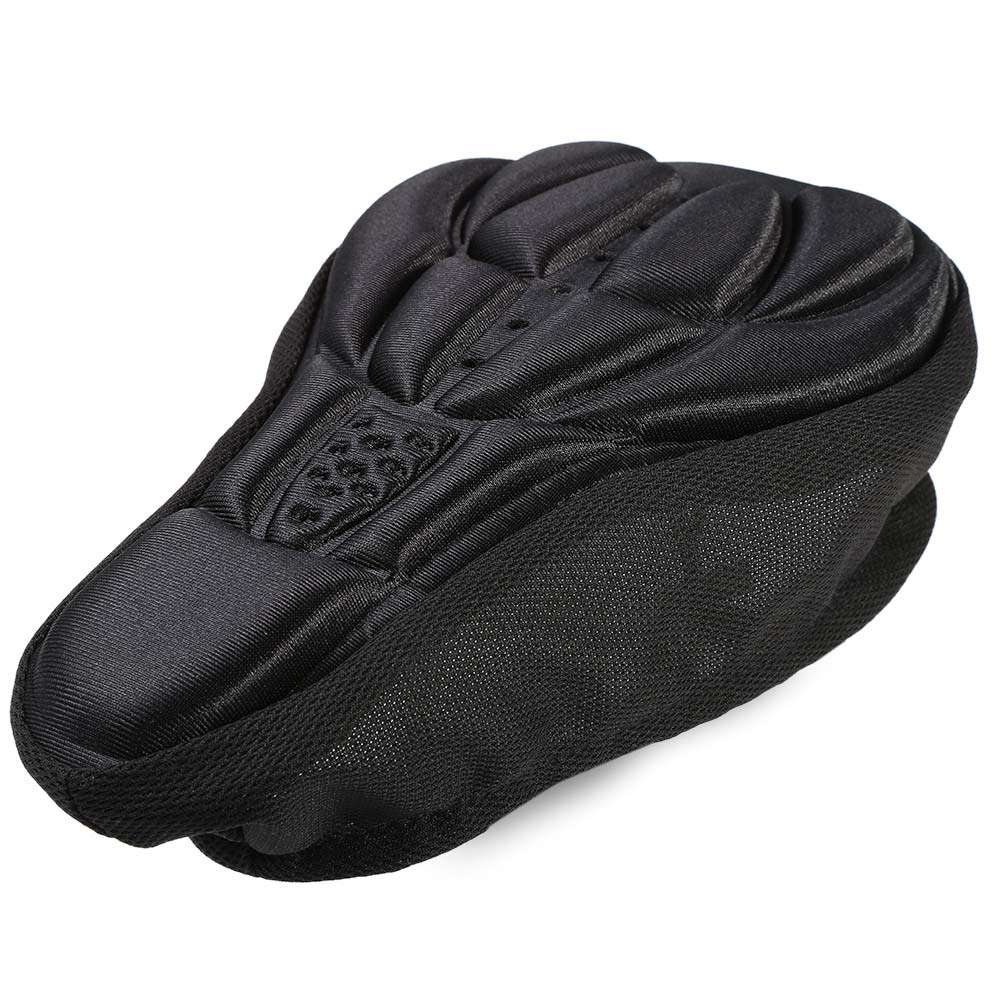 Bicycle 3D Breathable Saddle Padded Silicone Cushion Sale, Price & Reviews | Gearbest