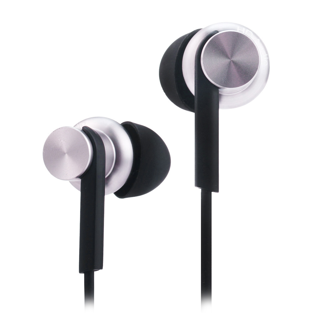 Xiaomi Mi IV Hybrid Dual Drivers Earphones Built-in Mic Sale, Price & Reviews | Gearbest