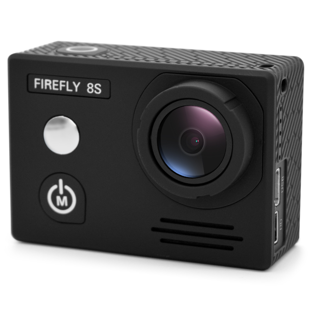 HawKeye Firefly 8S Black 170 Degree Lens Action Cameras Sale, Price & Reviews | Gearbest