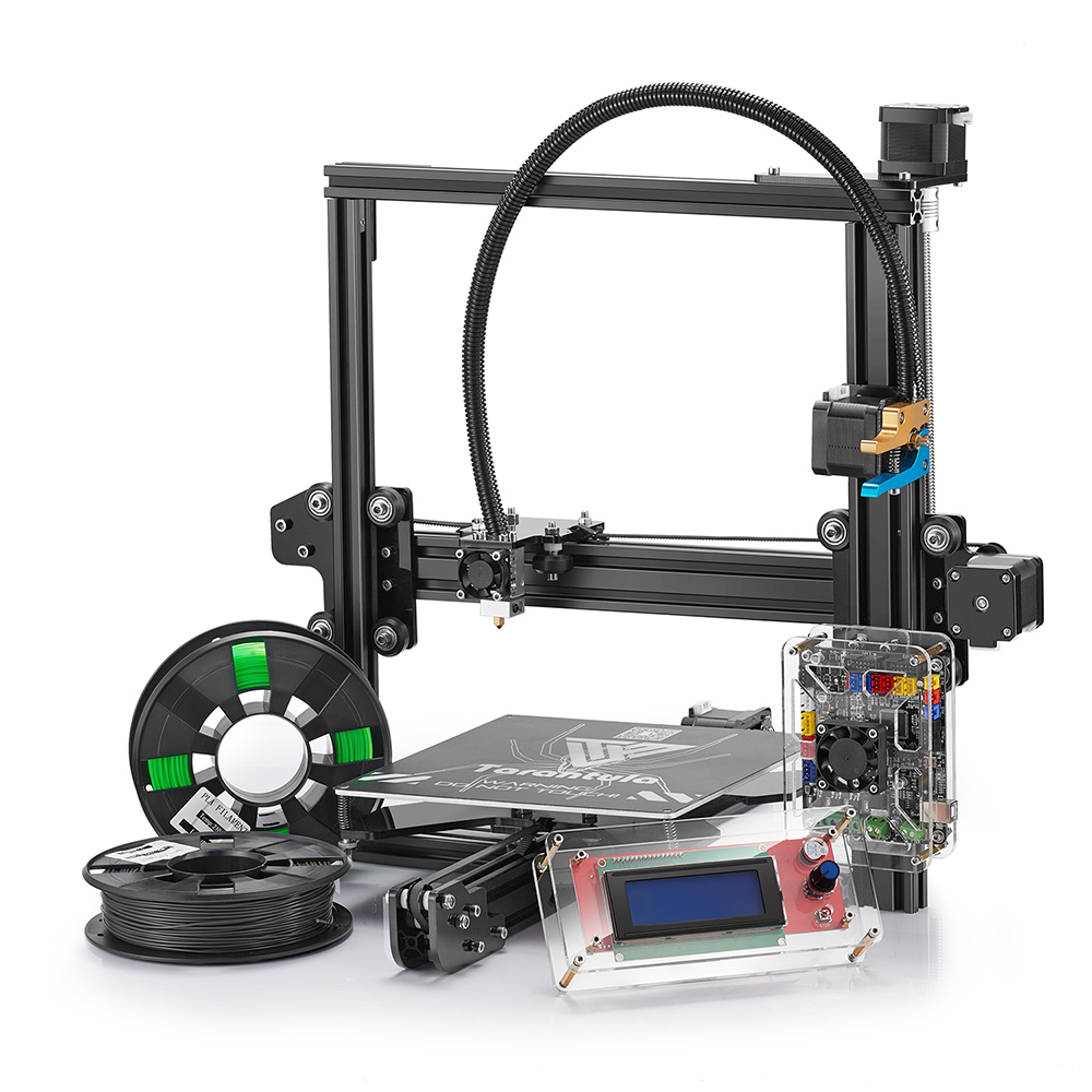 2017 Newest Tevo Tarantula 3D Printer DIY Kit Sale, Price & Reviews | Gearbest