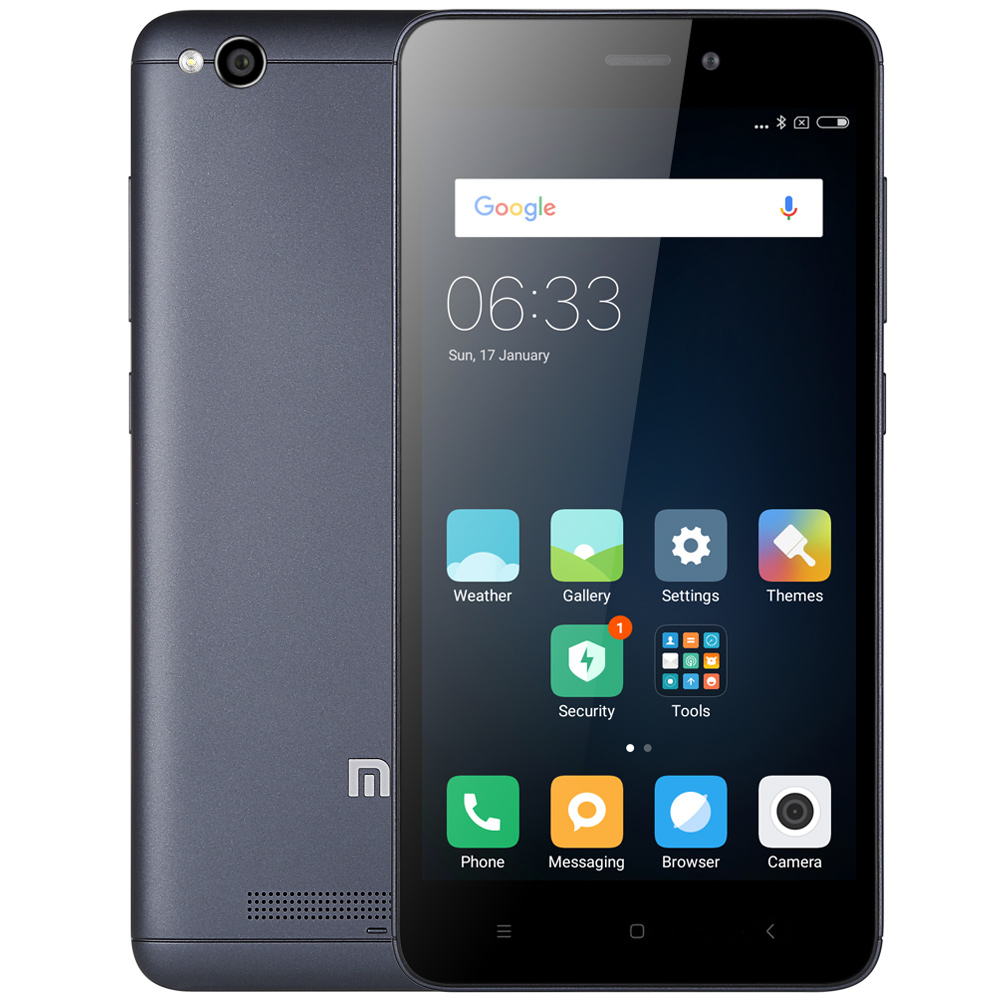 Xiaomi Redmi 4A Gray Cell phones Sale, Price & Reviews | Gearbest