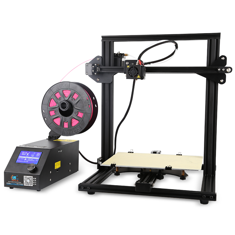 Creality3D CR - 10mini 3D Desktop DIY Printer Kit Sale, Price & Reviews | Gearbest