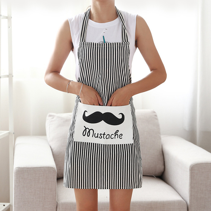 Stripe Antifouling Durable Comfortable Apron Sale, Price & Reviews | Gearbest