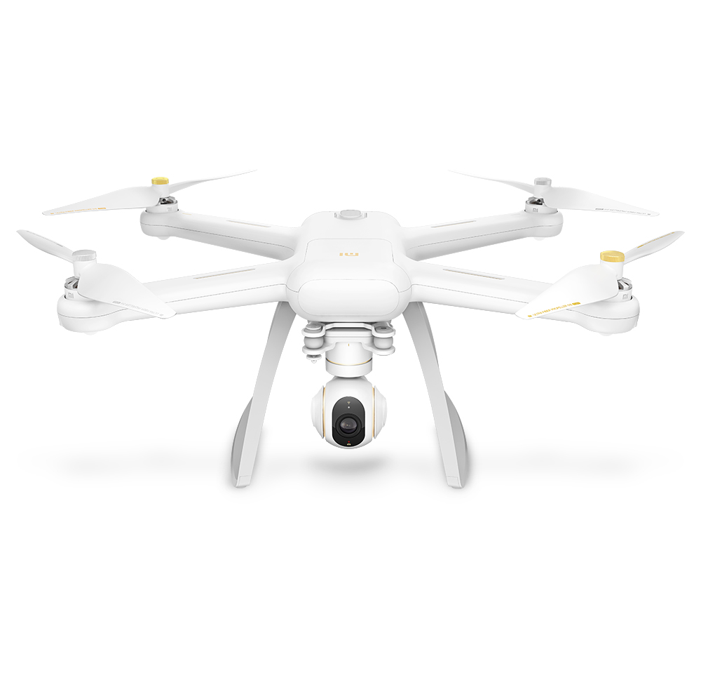 Xiaomi Mi 4K 30fps & 1080P Camera RC Quadcopter White CN Plug with WiFi Connector RC Quadcopters Sale, Price & Reviews | Gearbest