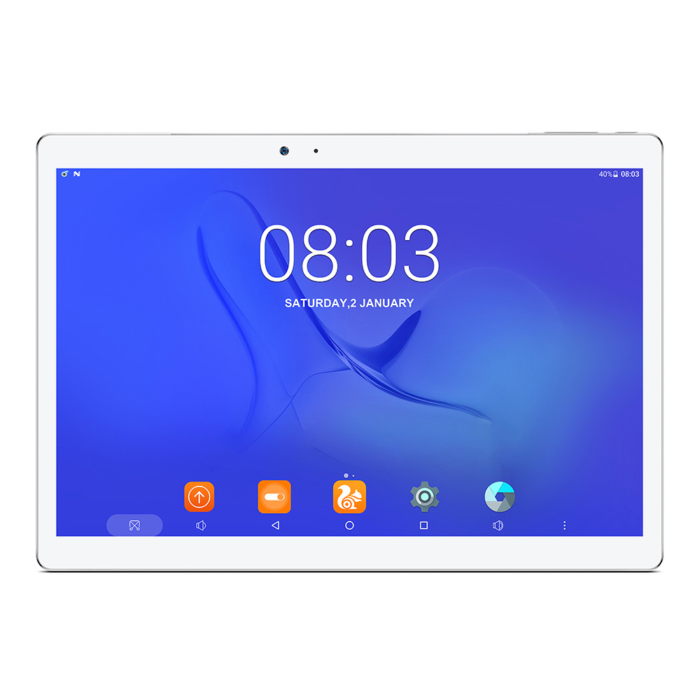 Teclast T10 Silver Android Tablets Sale, Price & Reviews | Gearbest