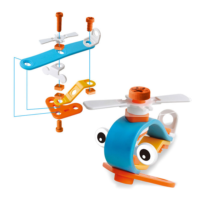 Creative Building Blocks Assembly / Disassembly Toy Sale, Price & Reviews | Gearbest