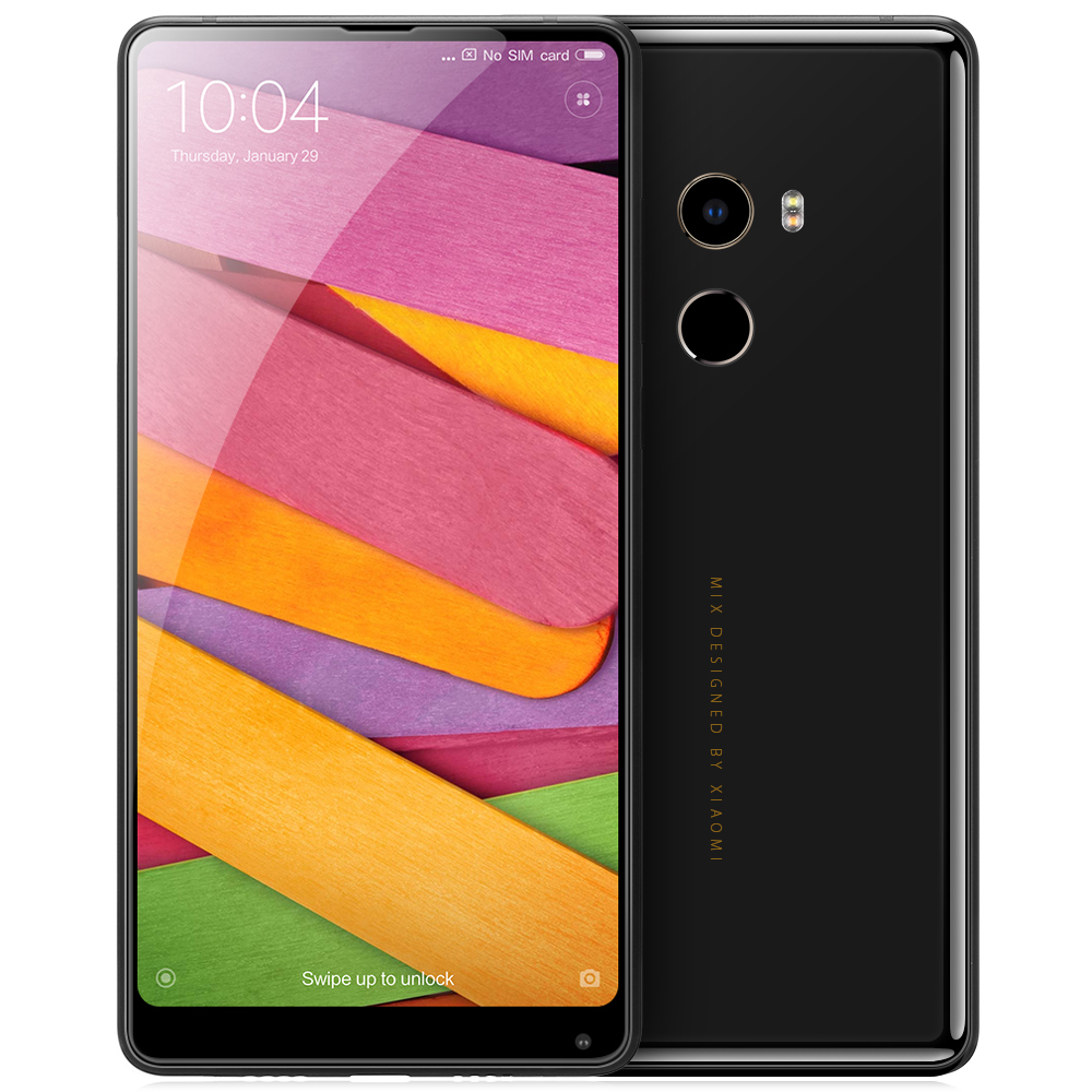 Xiaomi Mi Mix 2 Black Cell phones Sale, Price & Reviews | Gearbest