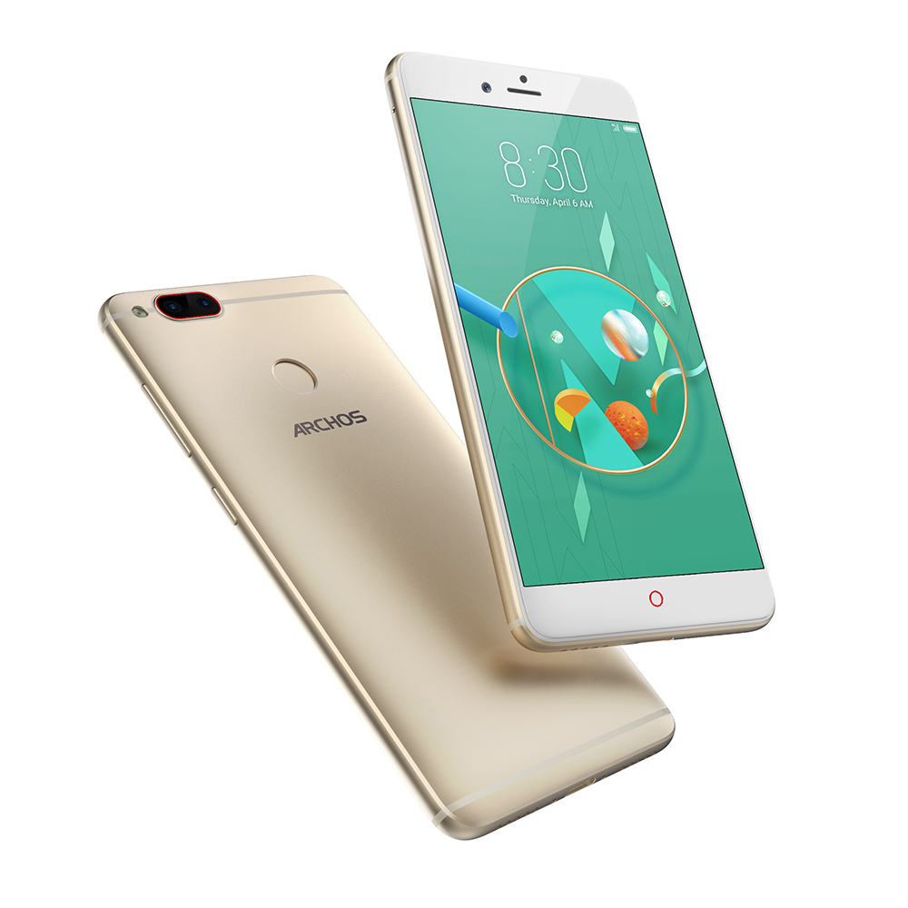 ARCHOS Diamond Alpha+ Champagne gold Cell phones Sale, Price & Reviews | Gearbest