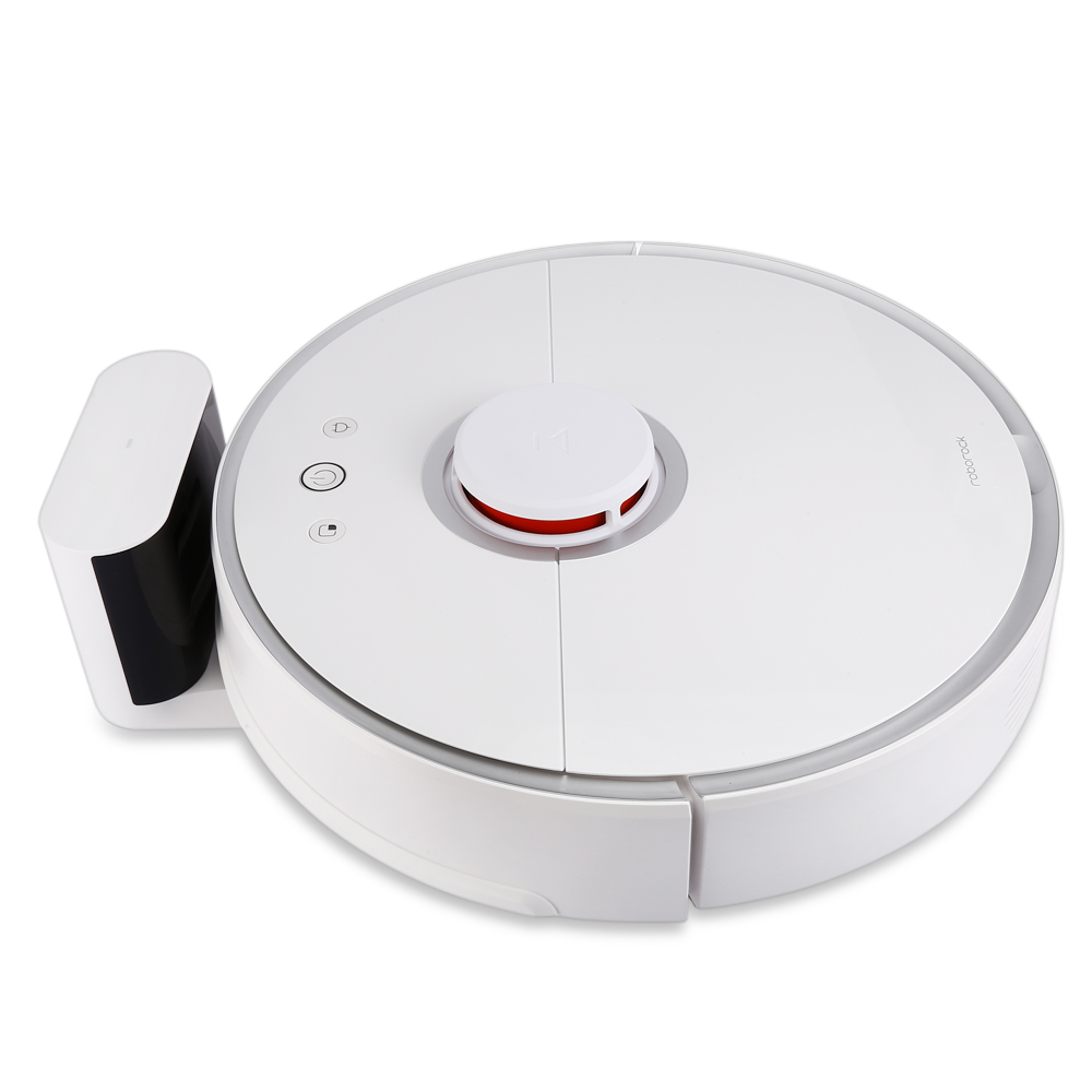 Roborock S50 White Roborock S50 Second-Generation International Version Vacuum Cleaners Sale, Price & Reviews | Gearbest