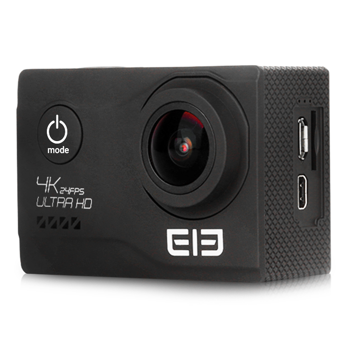Explorer Elite Black Action Cameras Sale, Price & Reviews | Gearbest