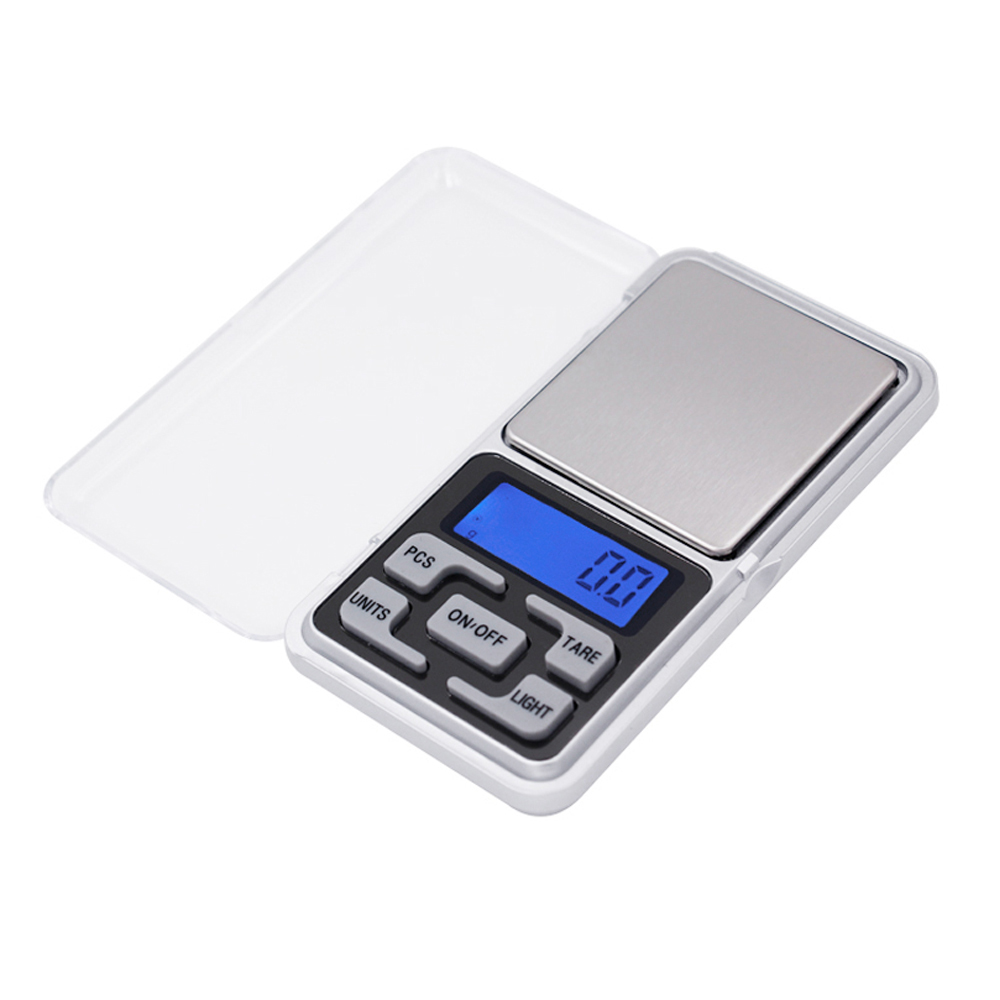 Digital Scale Small Mini Pocket Electronic Jewelry Weighing Weight 0.01g-500g