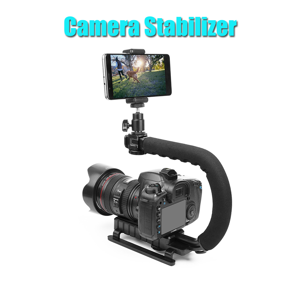 Toshiba PDR-M1 Vertical Shoe Mount Stabilizer Handle Pro Video Stabilizing Handle Grip for