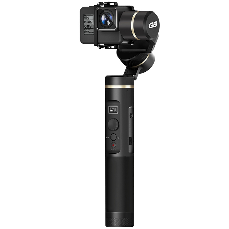 Hbwz Smartphone Gimbal Stabilizer 3-Axis Handheld Gimble with Face Object Auto Tracking for iPhone Newest Mobile Gimbal for Android Phone