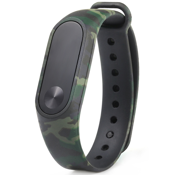 Camouflage Pattern Watch Strap for Xiaomi Mi Band 2 Sale, Price & Reviews | Gearbest