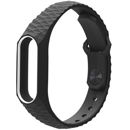 Soft TPU Replacement Wristband Watch Strap for Xiaomi Mi Band 2 Sale, Price & Reviews | Gearbest
