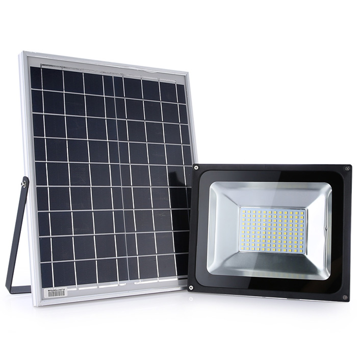 AD - CP50WR SMD 5050 IP68 LED Solar Floodlight Sale, Price & Reviews | Gearbest