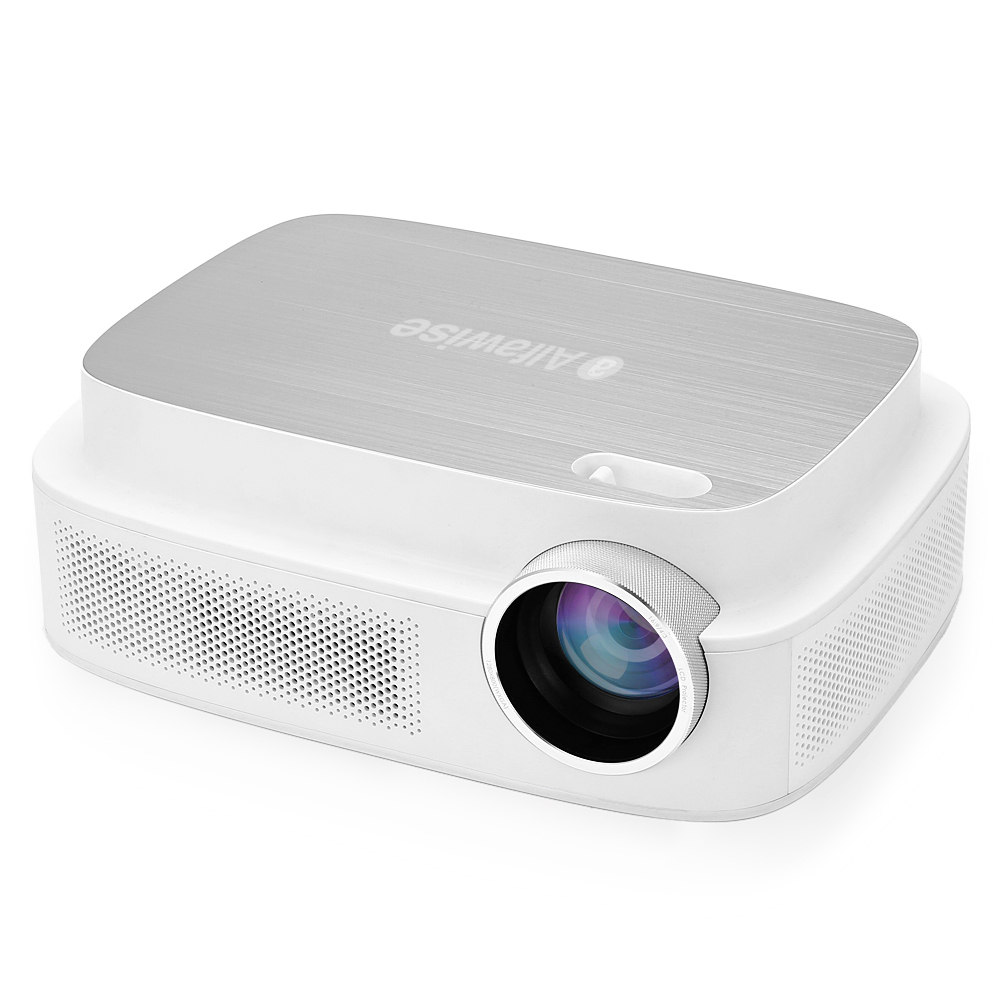 Alfawise Q7 3300 Lumens LCD Smart Projector Sale, Price & Reviews | Gearbest