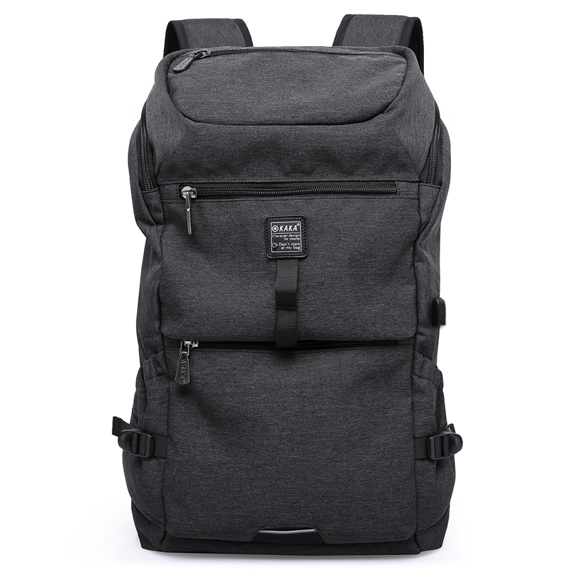 KAKA Fashion Large Capacity Men Backpack Sale, Price & Reviews | Gearbest