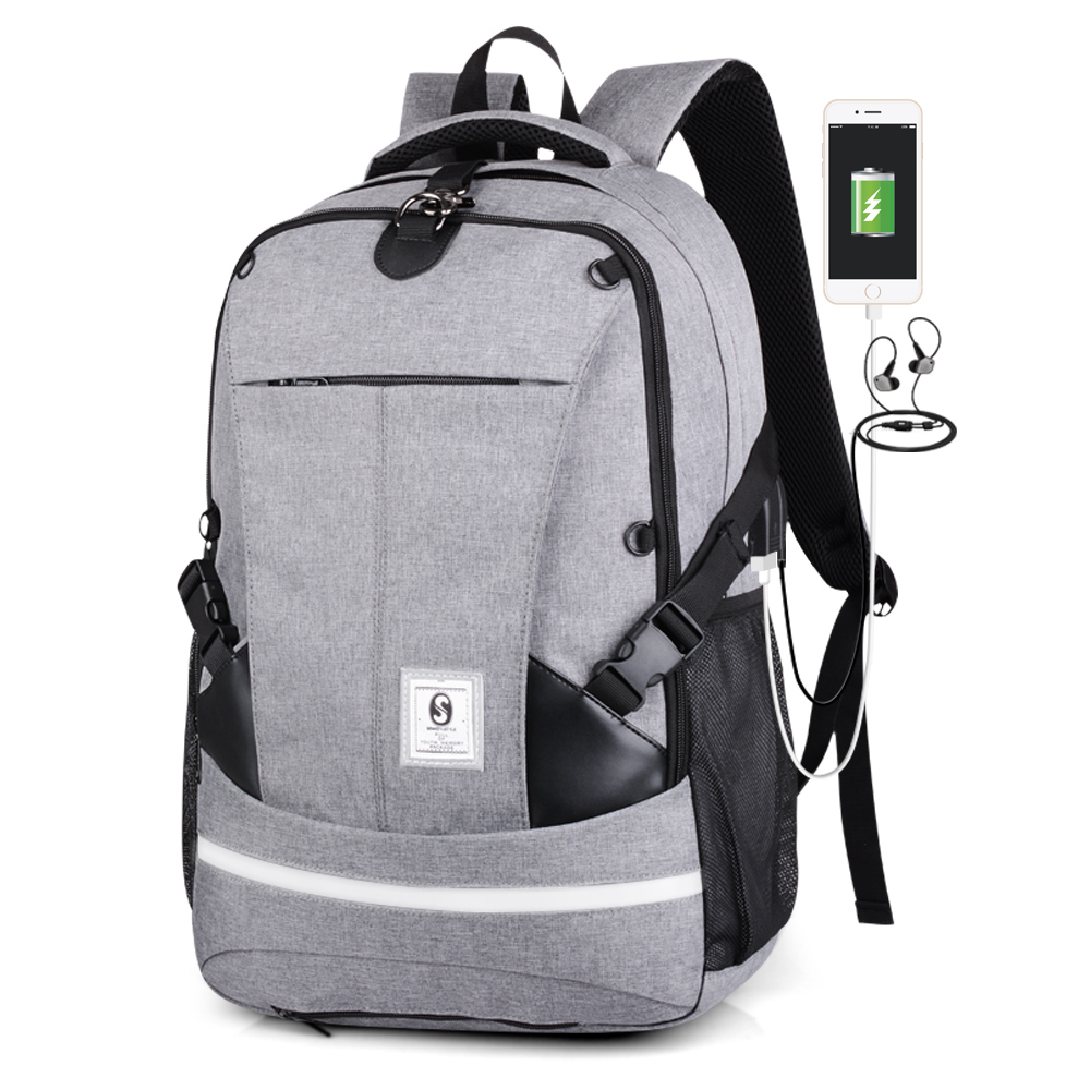 Creative 3D Printing Hiking Backpack with USB Charging Port Outdoor Sports Riding Ultra Light Backpack Unisex Backpack Student Bag Fashion Casual Backpack Design : E