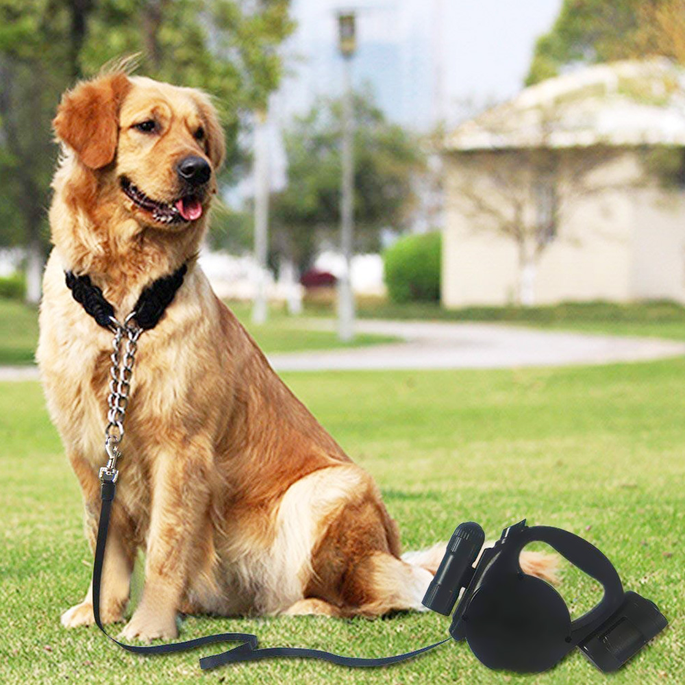 Gocomma Pet Pulling Rope Retractable Leash 5m Sale, Price & Reviews | Gearbest