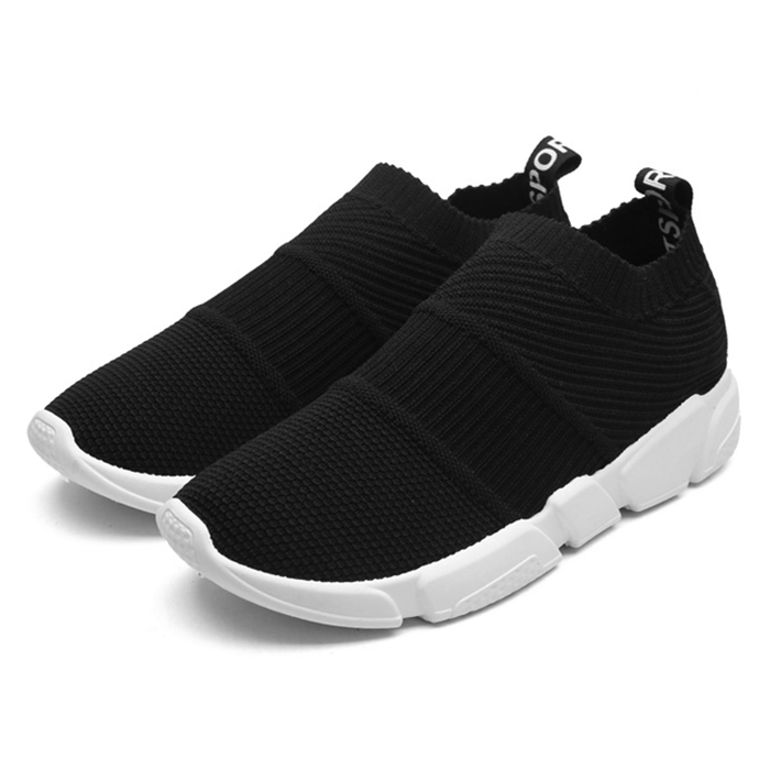 Air Mesh No Lace Sneakers for Men Sale