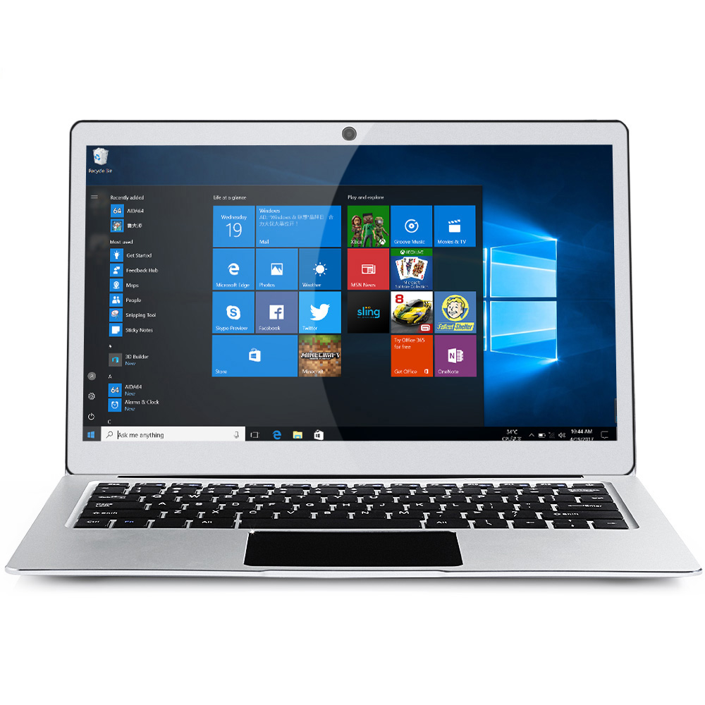 Jumper EZBOOK 3 PRO Silver 64GB + Dual WiFi Ultrabooks Sale, Price & Reviews | Gearbest